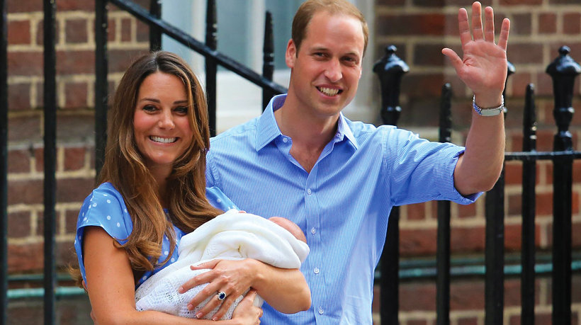 Księżna Kate i książę William MT