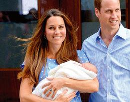 Księżna Kate i książę William, narodziny dziecka w brytyjskiej rodzinie królewskiej