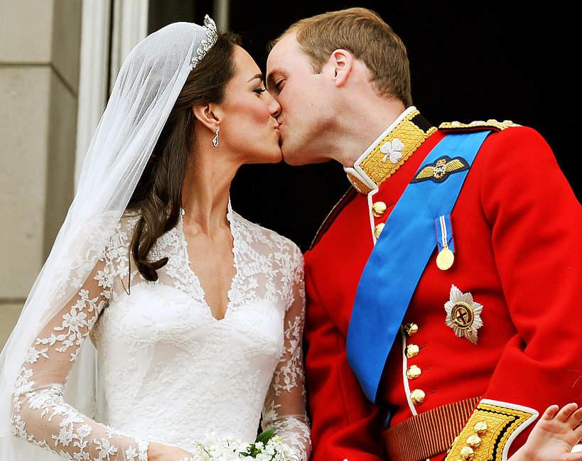 Księżna Kate i książę William obchodzą 10. rocznicę ślubu