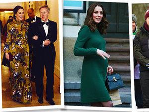 Księżna Kate i książę William w Szwecji