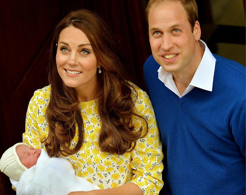 Księżna Kate i książęWilliam
