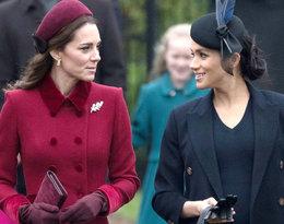 Księżna Kate i księżna Meghan są w konflikcie? Te zdjęcie rozwiewają wszelkie wątpliwości!
