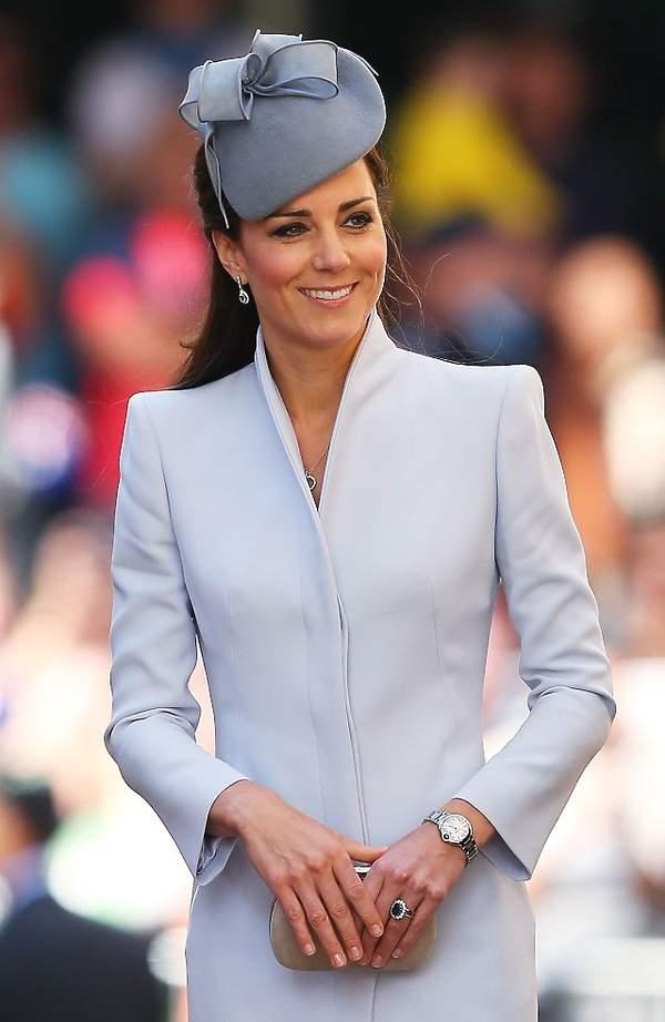 Księżna Kate jak księżna Diana