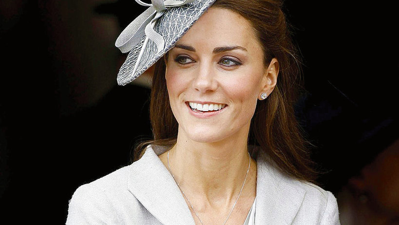 Księżna Kate, Kate Middleton, kapelusz Kate Middleton