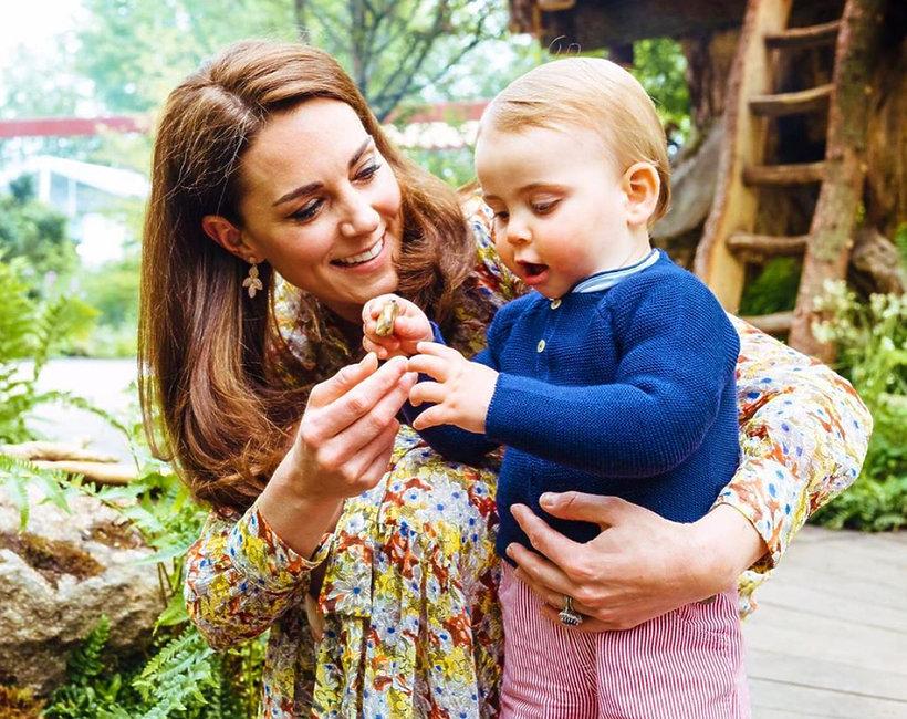 księżna Kate, książę Louis