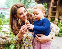 To totalne przeciwieństwo Charlotte i George'a? Kate zdradza, co uwielbia mały Louis!