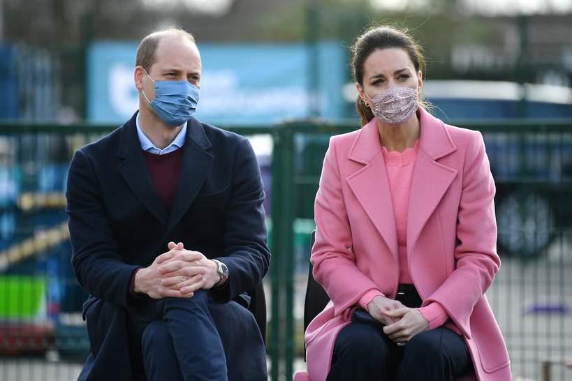 Księżna Kate, książę William o rasizmie i wywiadzie brata u Oprah