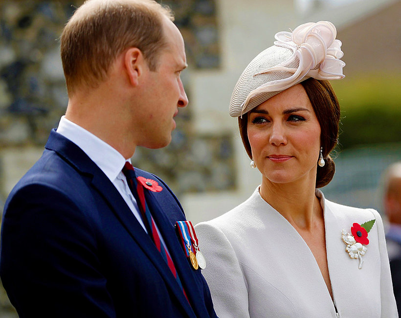 Księżna Kate, książę William, Kate i William
