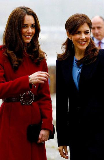 Księżna Kate, księżna Mary, duńska rodzina królewska, brytyjska rodzina królewska, Kate Middleton, duńska księżna Maria
