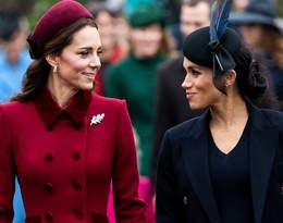Księżna Meghan uznana za lepszą od księżnej Kate. Ten ranking może pogłębić ich konflikt