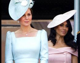 Kate straci ponad 90 tysięcy funtów! Wszystko przez księżną Meghan!