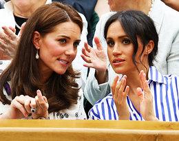 """Księżna Meghan usunięta ze zdjęcia. Internauci piszą wprost: """"To zemsta księżnej Kate"""""""