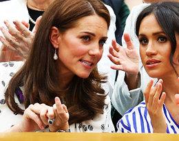 Księżna Kate, księżna Meghan, Wimbledon, Kate i Meghan, Kate Middleton, Meghan Markle