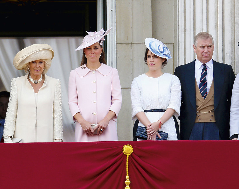 Księżna Kate, księżniczka Eugenia
