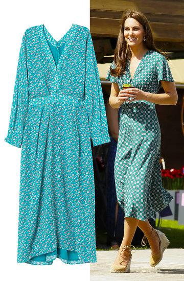 księżna Kate, letnie sukienki w jej stylu, shopping