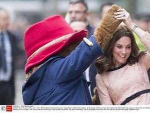 Księżna Kate, Miś Paddington, Książę Harry, Książę Wiliam