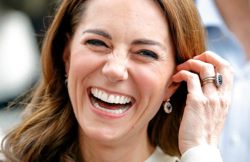 księżna Kate pierścionek