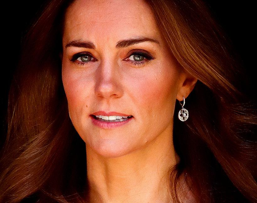 Księżna Kate portret