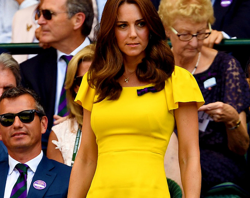 Księżna Kate powrót do formy