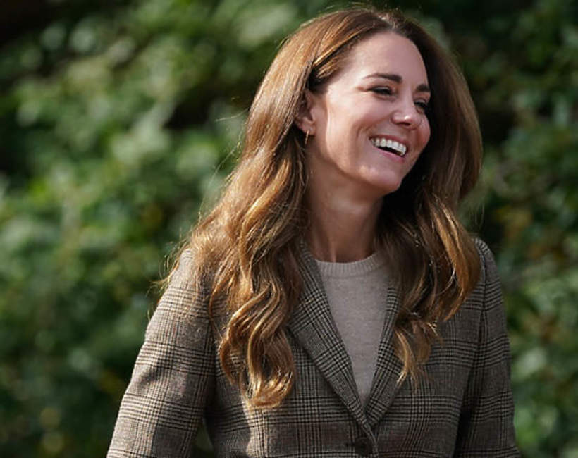 Księżna Kate przedłużyła włosy?