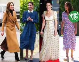 Księżna Kate stawia na zrównoważoną modę. Oto jej najlepsze ekologiczne stylizacje!