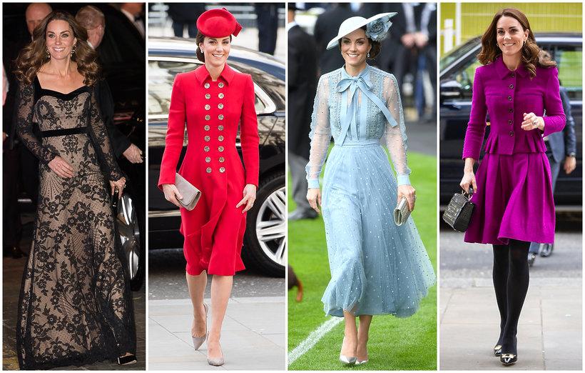 księżna Kate styl