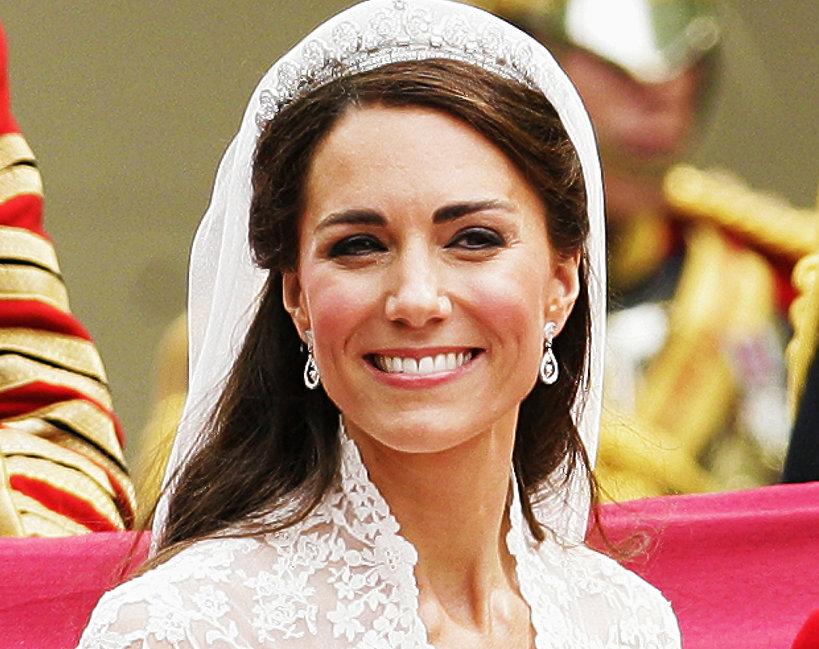 księżna Kate, suknia ślubna księżnej Kate, ślub księżnej Kate