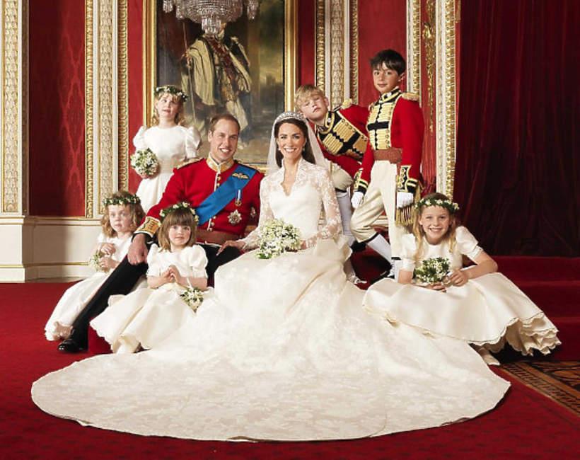 Księżna Kate suknia ślubna, ślub księżnej Kate