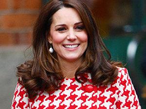 Księżna Kate, trzecie dziecko księżnej Kate