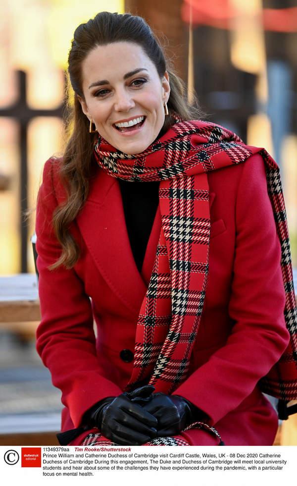 Księżna Kate w 2020 roku, Księżna Kate, żona księcia Williama