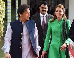 Księżna Kate w Pakistanie 2019