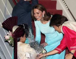 Księżna Kate w Pakistanie