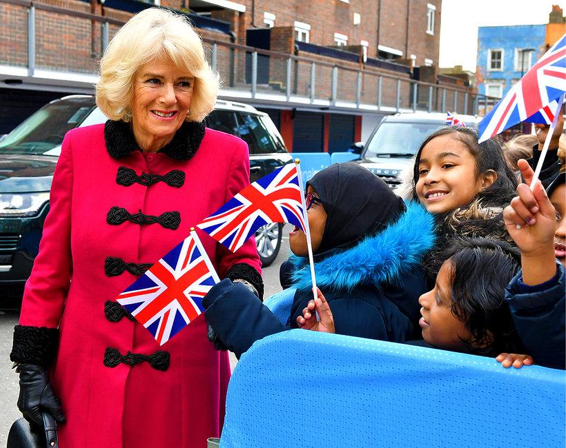 Księżna Kornwalii, księżna Camilla