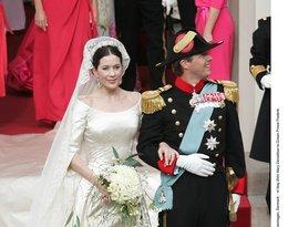 Księżna Maria i książę Fryderyk, ślub