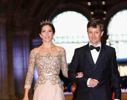 księżna Mary, księżna Maria, duńska rodzina królewska, książę Frederic