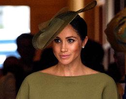 Wypadła lepiej niż księżna Kate? Zobacz stylizację księżnej Meghan z chrzcin księcia Louisa