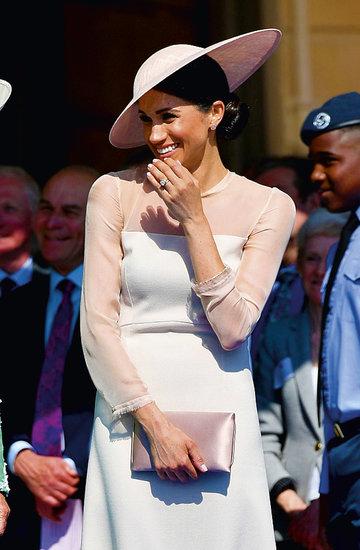 Księżna Meghan, garderoba księżnej Meghan, Meghan Markle