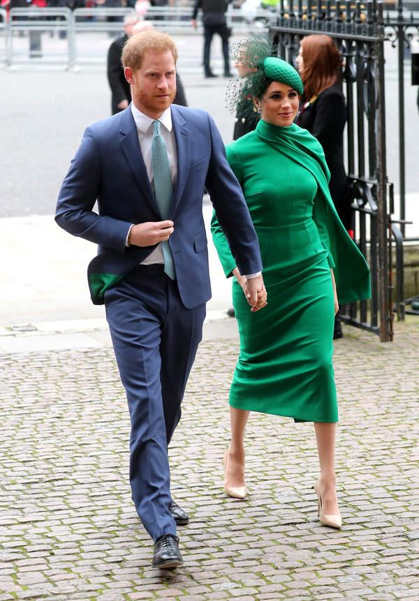 Księżna Meghan i książę Harry, Dzień Wspólnoty Narodów