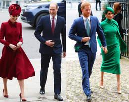 Harry, Meghan, Kate i William razem na Dniu Wspólnoty Narodów! To ich ostatnie wspólne wyjście?