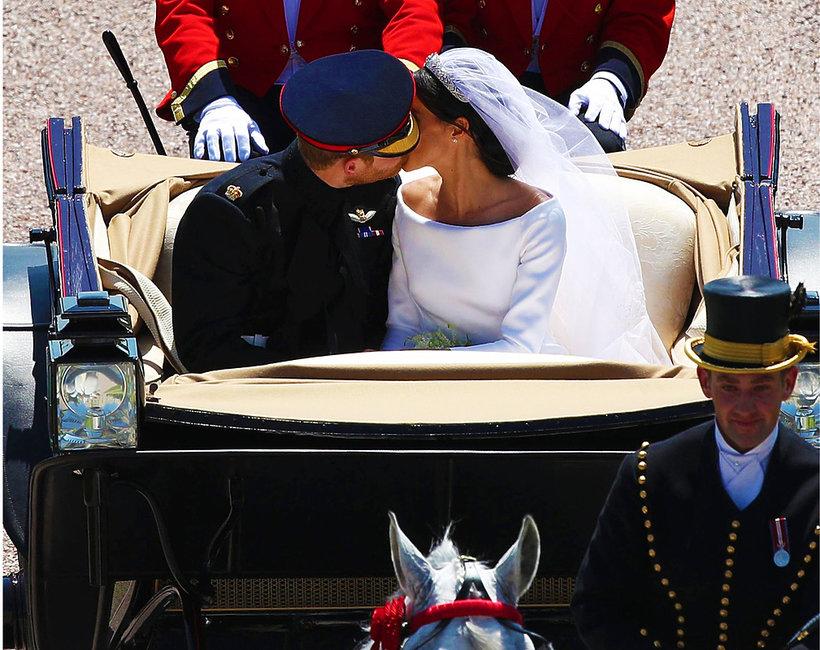 księżna Meghan i książę Harry, ślub księcia Harry'ego i Meghan Markle