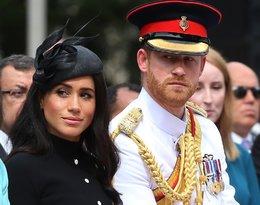 Księżna Meghan wybiegła z domu z Archim po ostrej kłótni z Harrym?!