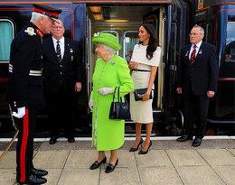 To właśnie nim podróżowała ostatnio księżna Meghan. Zobacz, jak wygląda królewski pociąg!