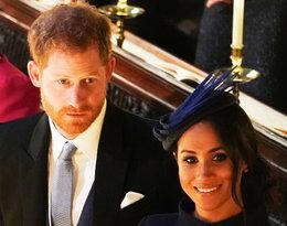 Księżna Meghan złamała protokół na ślubie księżniczki Eugenii!