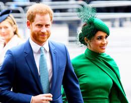 Księżna Meghan martwiła się o los męża. Harry wrócił do Kanady w ostatniej chwili