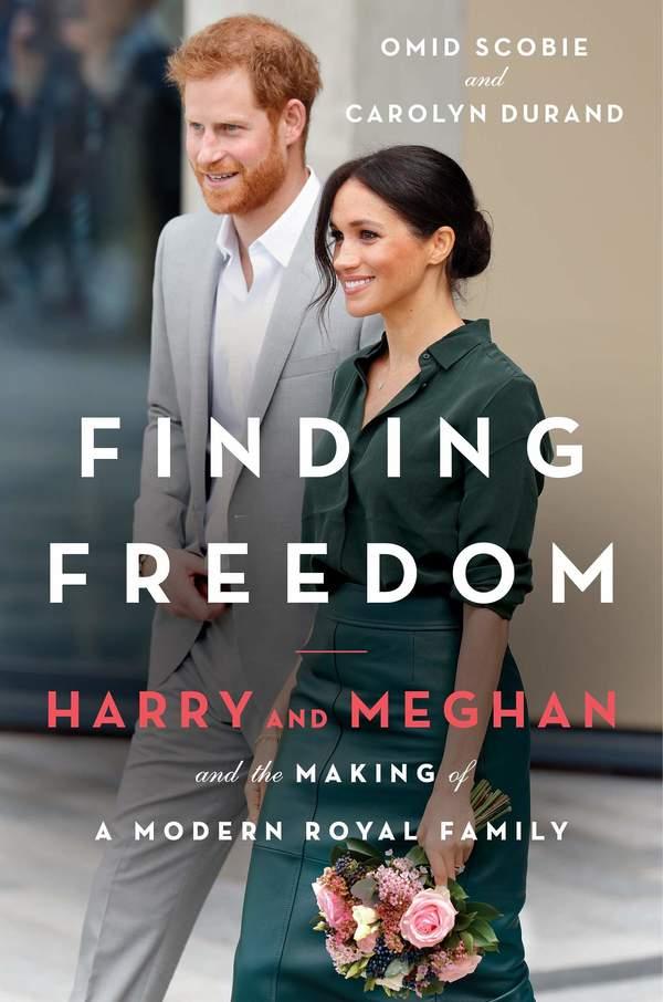Księżna Meghan, książę Harry, biografia, książka, Amazon