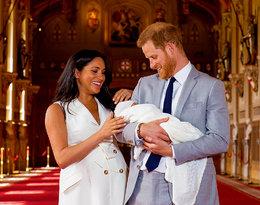 Dlaczego Harry i Meghan nazwali syna Archie Harrison Mountbatten-Windsor?