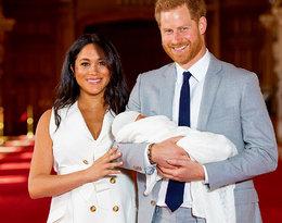 Mały Archie nie jest księciem. Dlaczego syn Meghan i Harry'ego został pozbawiony tytułu?