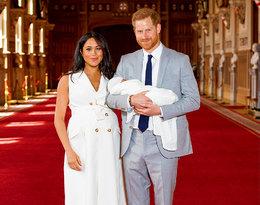 Książę Harry i księżna Meghan zatrudnili nową nianię. To trzecia w ciągu trzech miesięcy