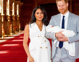 księżna Meghan, książę Harry, dziecko Meghan i Harry'ego