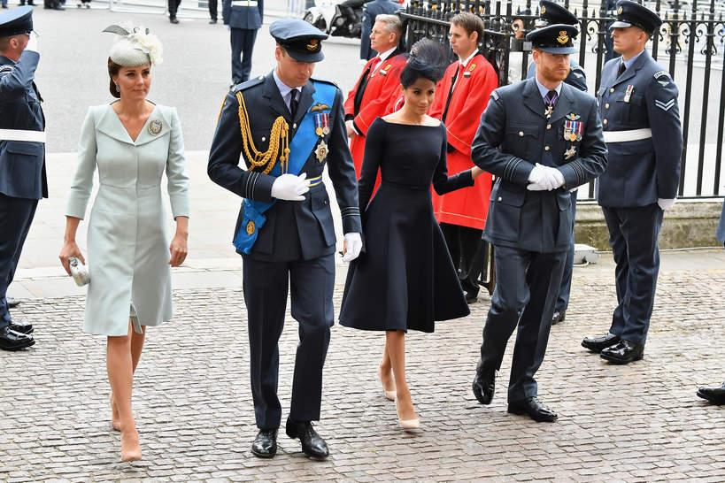 Księżna Meghan, książęHarry, książęWilliam